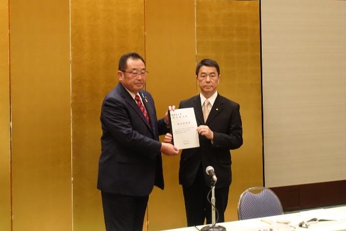 R1.10.23 宮城県知事に対する緊急要望